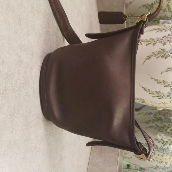 Coach Handbags - Brown coach bag